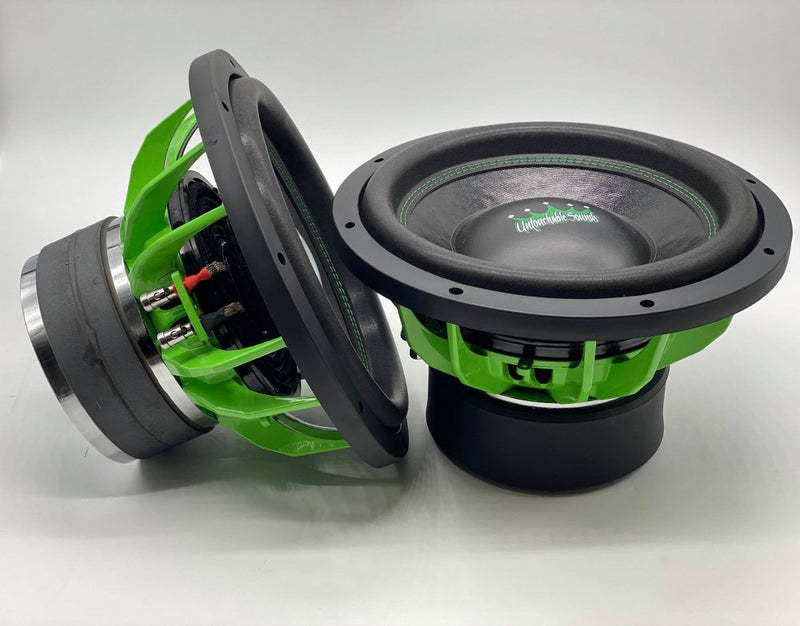 "Untouchable Sounds Prince Series lvl 2 12"" 700W Subwoofer"