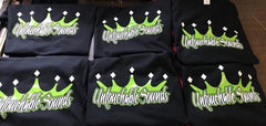 Untouchable Sounds Men  T shirts