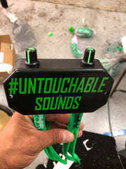 Untouchable Sounds Dual bass knob