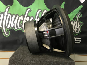 "Untouchable Sounds God Series 12"" 3000W subwoofer"