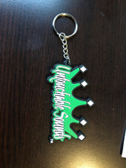 Untouchable Sounds keychain