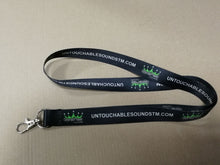 Untouchable Sounds Lanyards