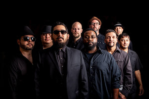 Grammy award winning Grupo Fantasma is featured at the Austin City Limits ACL Taping in 2016