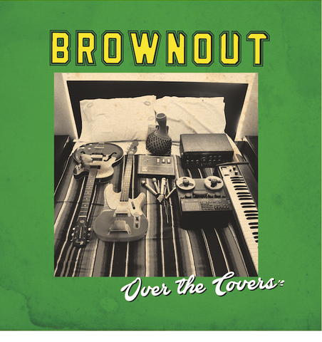 Brownout Over The Covers - EP - CD
