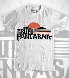 Grupo Fantasma Sunset Men's Tshirt