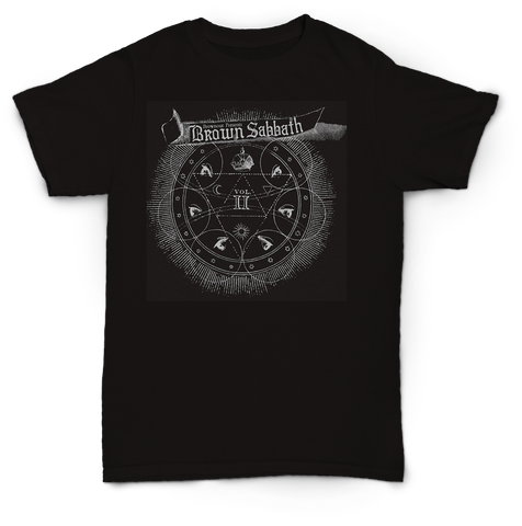 Brownout Presents Brown Sabbath Vol II Album Tshirt