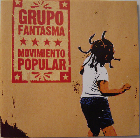 Grupo Fantasma Movimiento Popular CD