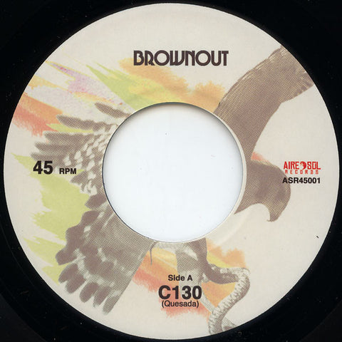 "Brownout C130/Nawlins - 7"", 45 RPM"