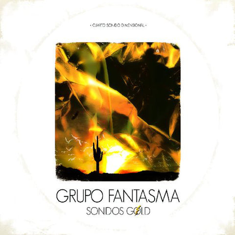 Grupo Fantasma Sonidos Gold CD