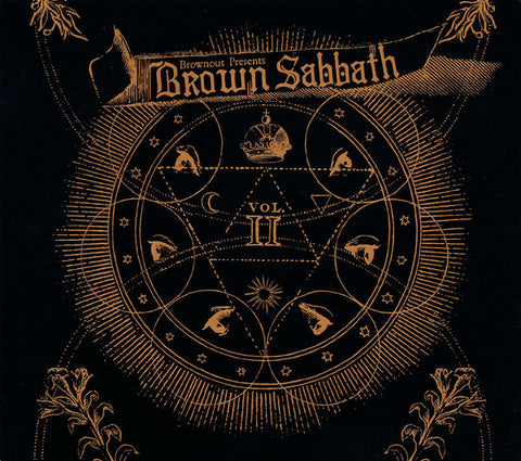 Brownout Presents Brown Sabbath Vol II CD