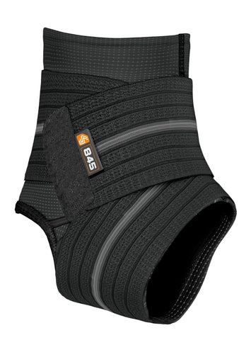 Shock Doctor Ankle Sleeve with Compression Wrap 845