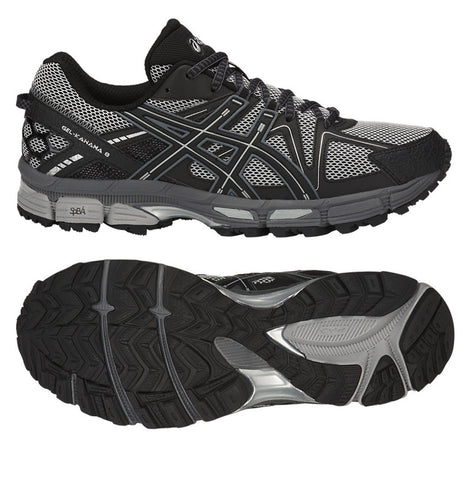 Asics Kahana 8 Male (Black/Mid Grey/Carbon)