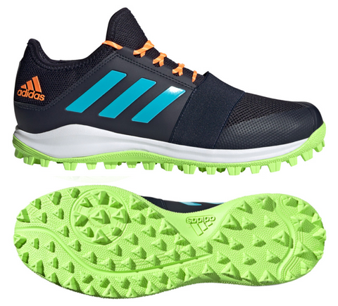Adidas Divox 1.9S Male (Navy Blue/White/Green)