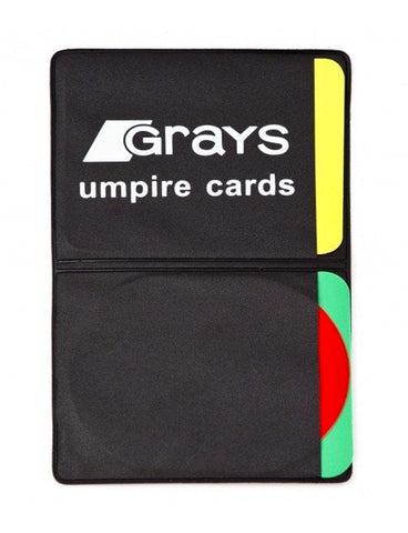 Grays Umpire Cards