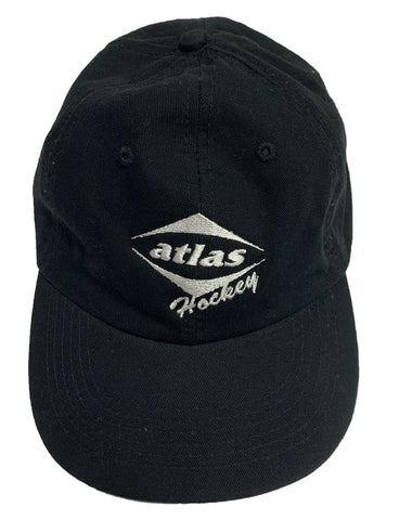 Atlas Floppy Black Cap