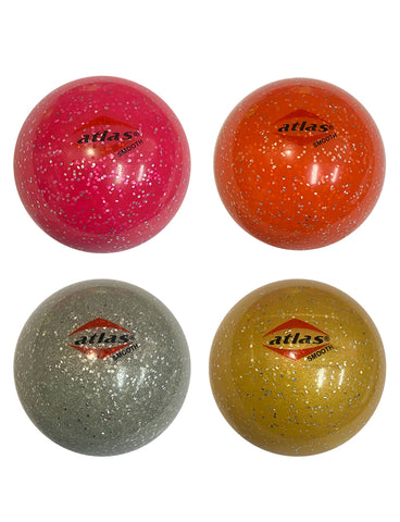 Atlas Glitter Smooth Balls (Dozen)