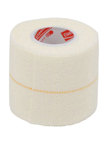 White Elastic Strapping Tape