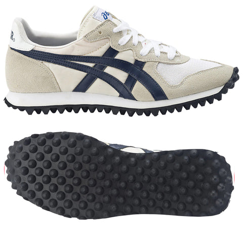 Asics Touch Tiger JNR (White/Navy)