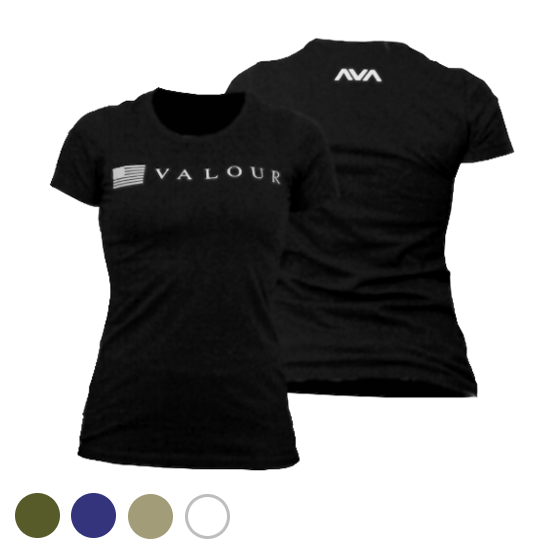American Valour Original Women's Tee
