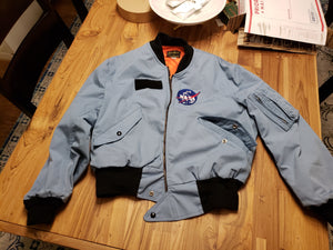 COMING SOON - Flite Wear - NASA Flight Jackets