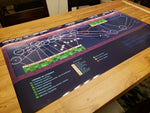 Mission Control Center - Mercury - 48 inch Poster