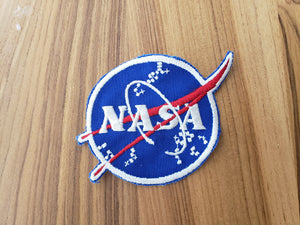 "VINTAGE STYLE - NASA ""Meatball"" Patch - Mercury, Type 1"