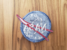 "VINTAGE STYLE - NASA ""Meatball"" Patch - Apollo, Type 5"