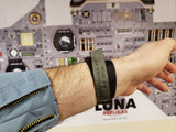 Long NASA watchband - MIL-SPEC - GRAY Tape - 202