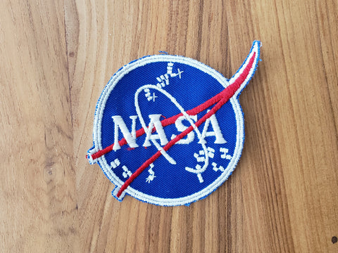 "VINTAGE STYLE - NASA ""Meatball"" Patch - Gemini, Type 2"