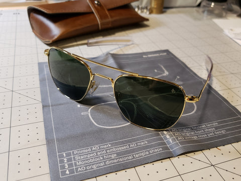 "PRE-ORDER - Batch 2 - AO ""Original Pilot"" Sunglasses"