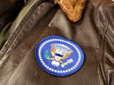 48 Star Presidential Seal Patch