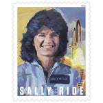 Dr. Sally Ride Stamps