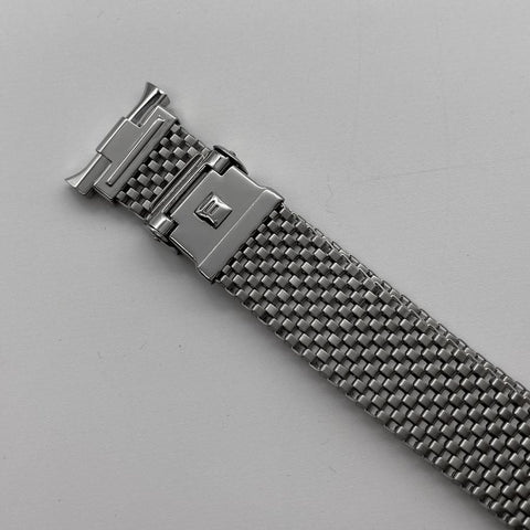 Forstner JB Champion Reissue Watchstrap - Horned Ends