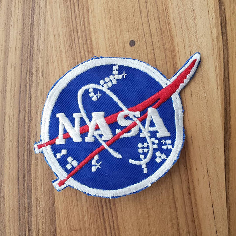 "VINTAGE STYLE - NASA ""Meatball"" Patch - Apollo, Type 3"