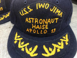 Recovery Hat - APOLLO 13 - FRED HAISE