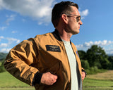 Flite Wear - Type 3 - Gold NASA Flight Jackets