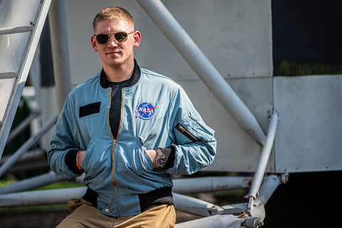PRE-ORDER: Flite Wear - Type 1 - NASA Flight Jackets