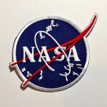 "MODERN STYLE - NASA Gemini Style ""Meatball"" Type 2 Patch"