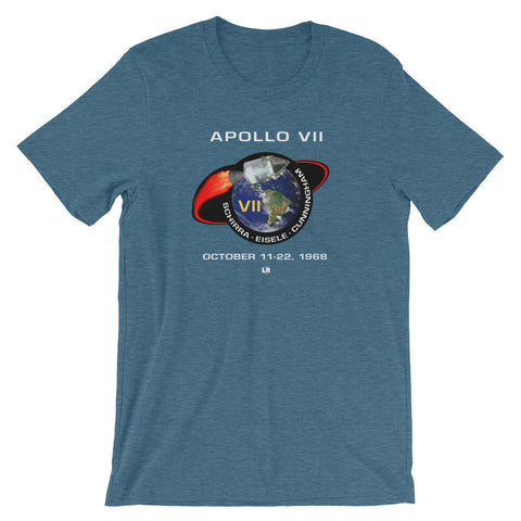 APOLLO 7 - Crew Patch Shirt