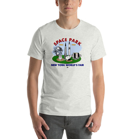 1964 World's Fair Space Park T-Shirt
