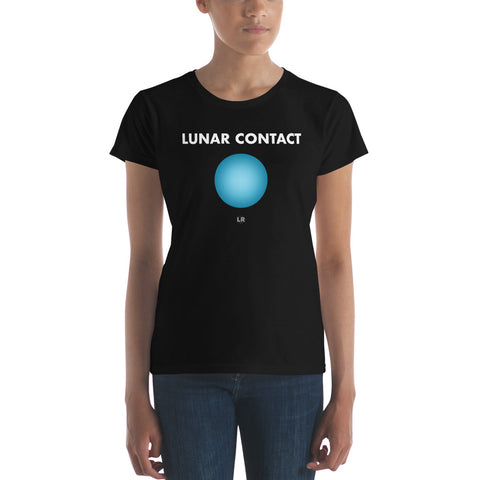 """Contact Light"" Women's T-Shirt"