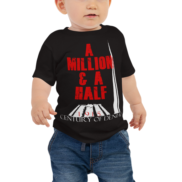 2-hye - Baby Jersey Short Sleeve Tee: A Million and a Half - 2-Hye - shirt