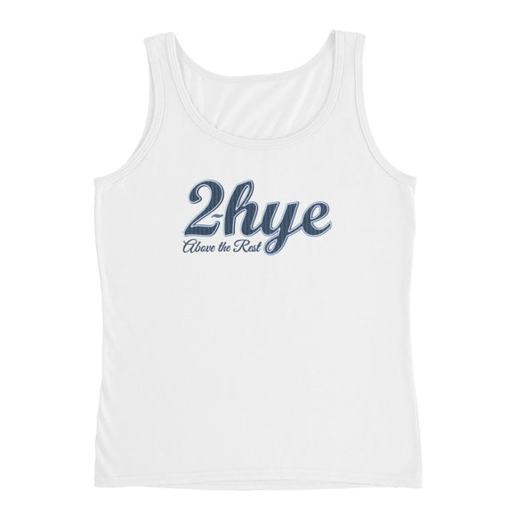 2-hye - Ladies' Tank: 2-Hye - 2-Hye - Tank Top