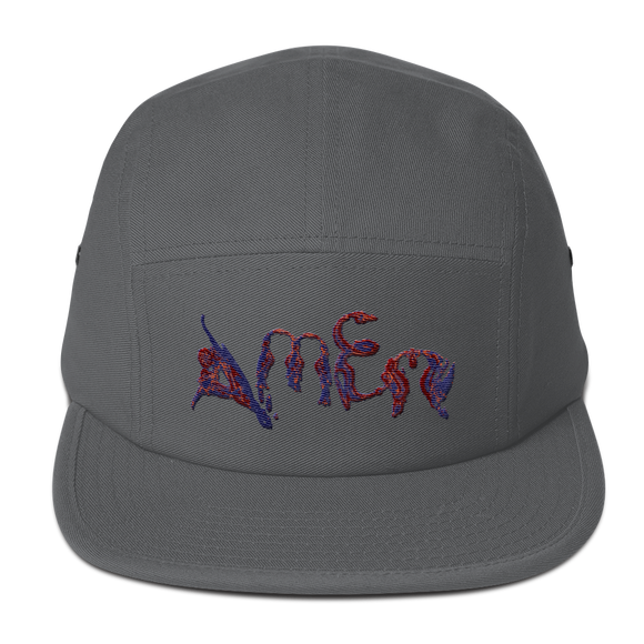 5 Panel Camper Hat: Amen Hye Style