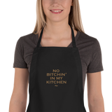 In 2-Hye's Kitchen Embroidered Apron