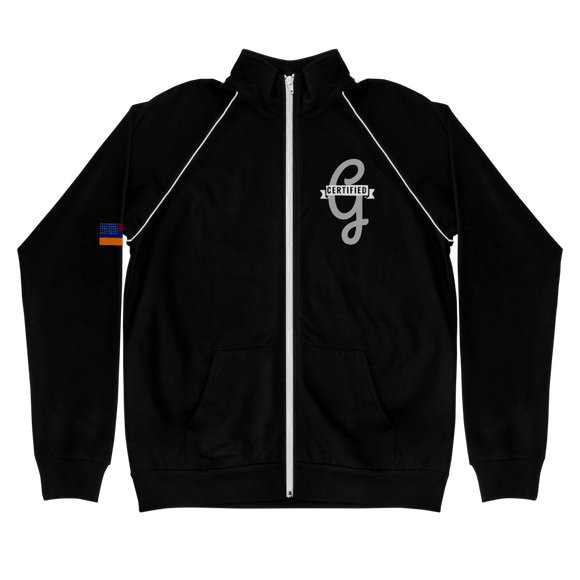 Fleece Jacket: Certified G