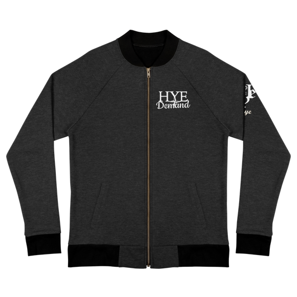 Bomber Jacket: Hye Demand