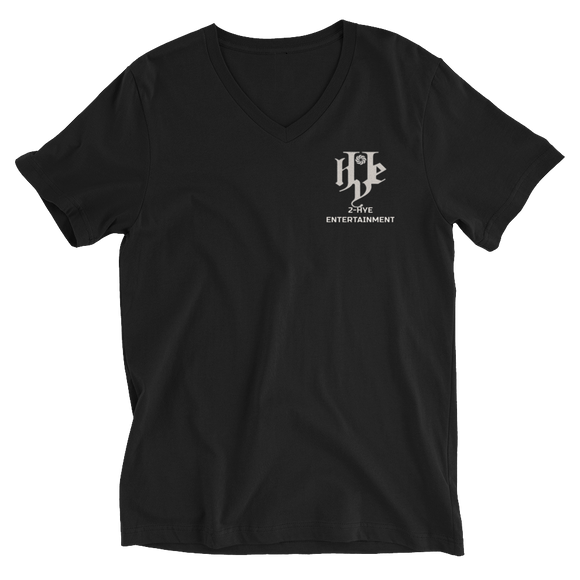 V-Neck T-Shirt: 2-Hye Entertainment