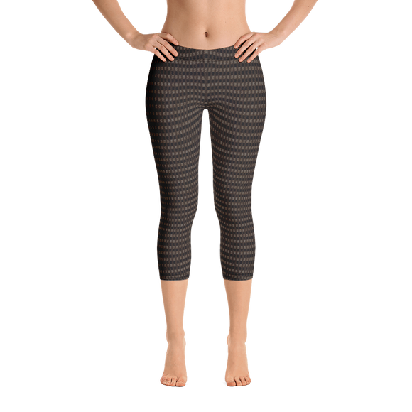 2-hye - Capri Leggings: Boss Lady - 2-Hye - leggings
