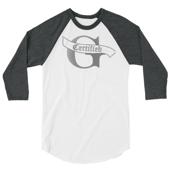 2-hye - Baseball Tee: Certified G - 2-Hye - Long-sleeve
